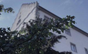 Bischofschloss Markdorf - Ansicht von unten